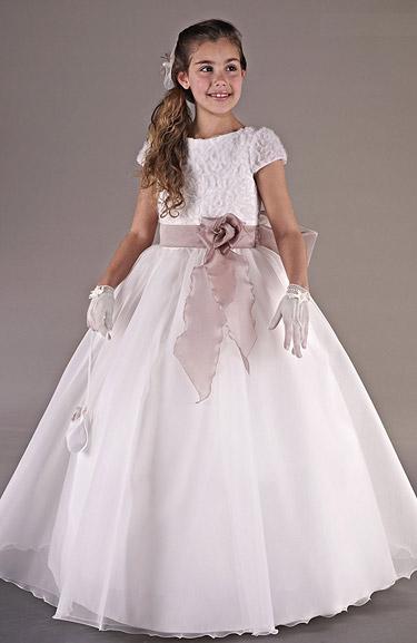 Estilos de vestidos de primera comunion