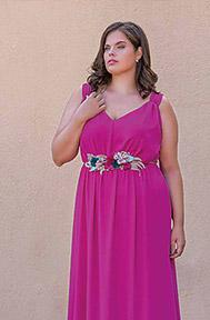 Vestidos De Fiesta Tallas Grandes Outlet Tienda Online De Zapatos Ropa Y Complementos De Marca