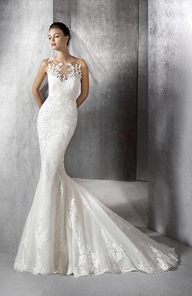 vestidos novia san patrick precios