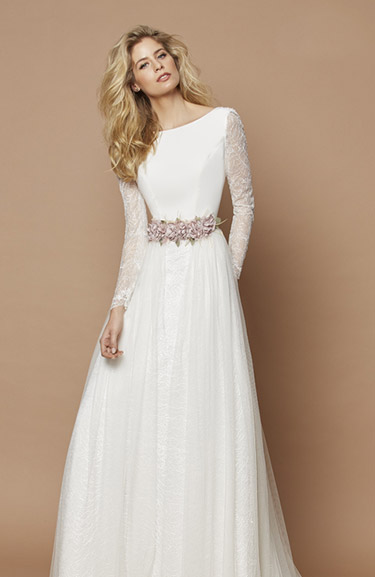 vestidos novia 2019. consulta precio online. fotos colección 2019