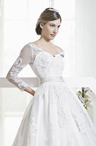 36ad0a556 OUTLET Vestidos de Novia 490€. San Patrick